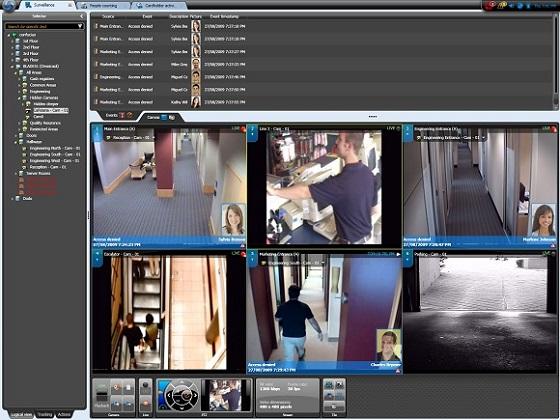 Genetec_Security_Center-Monitoring_Workspace
